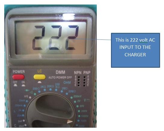 torch light circuit board repair