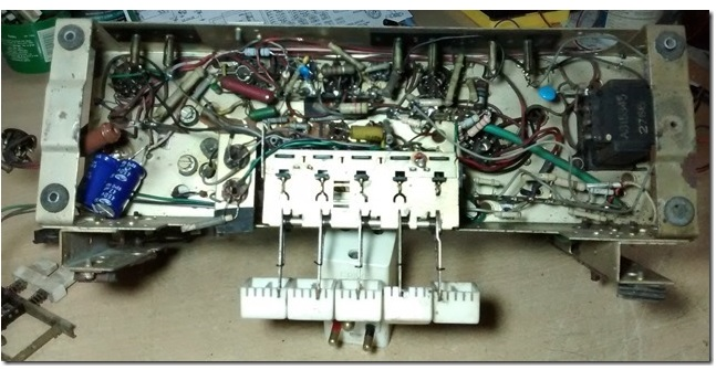 Philips Novosonic Valve Radio Restored | Electronics Repair