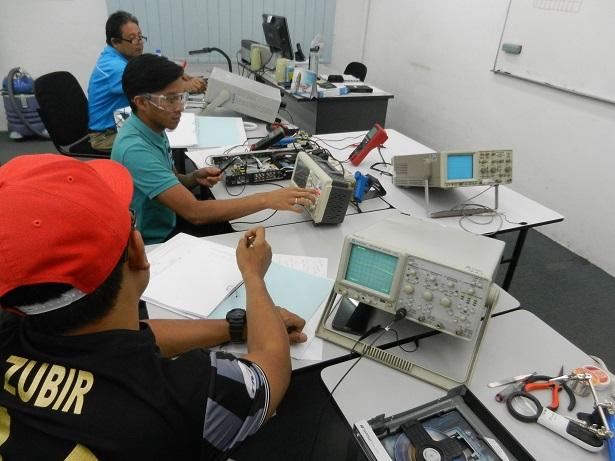 kursus membaiki sijil elektronic malaysia