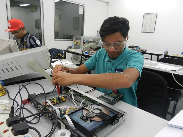kursus sijil elektronic malaysia