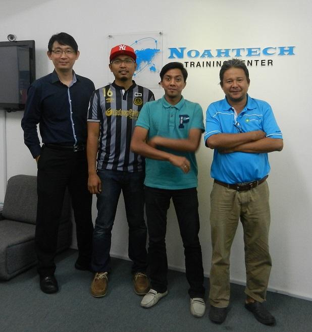 kursus sijil elektronik malaysia