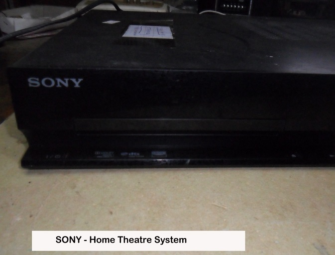 sony hbd-tz210 home theater system repair