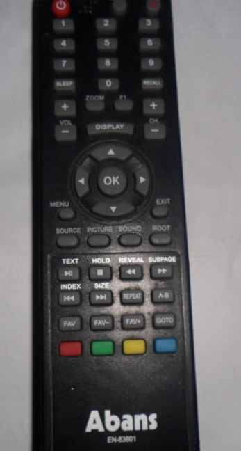 alban remote control repair