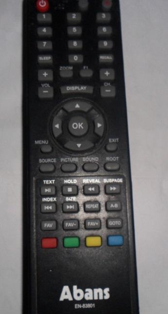 alban remote control repair