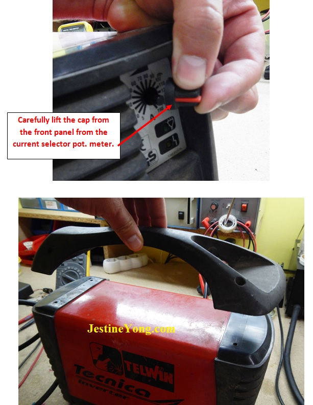 tecnica 164 welding machine repairing