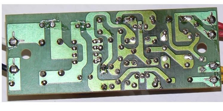 fluorescent lamp circuit board