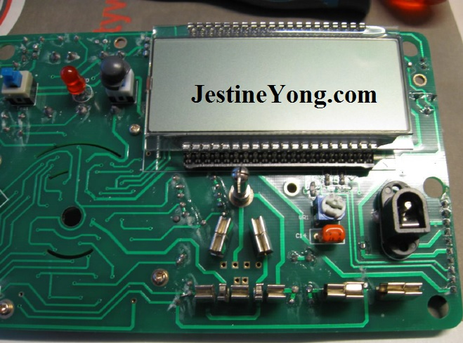 dy294 lcd display