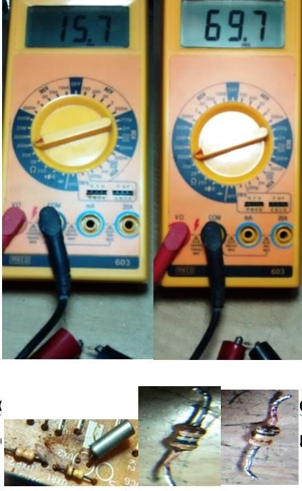 meter test resistor