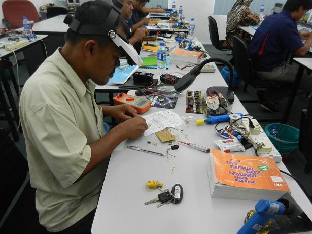 kursus elektronic malaysia