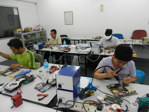 smd rework soldering