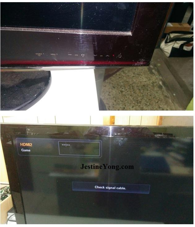 repair lcd tv