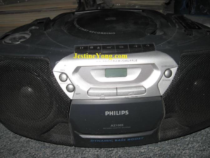 philips cassette repairing