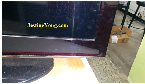 No Power in Samsung LCD TV with Standby light on-Repaired