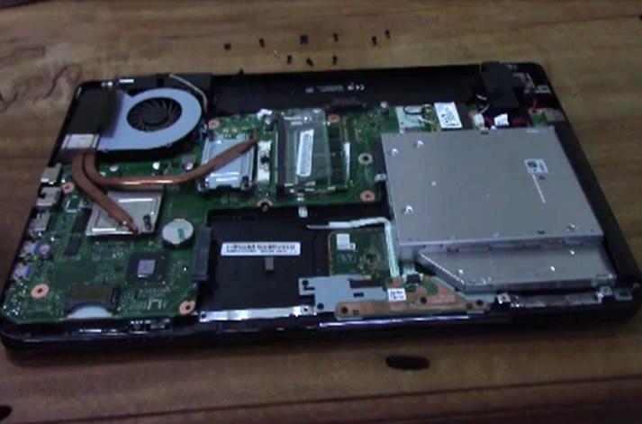 laptop thermal shutdown