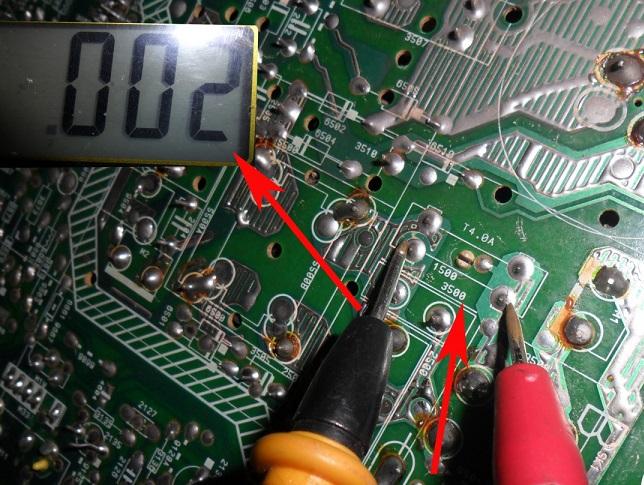 measure fuse