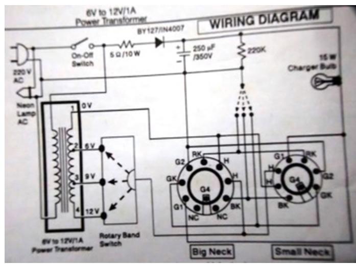 crt restorer circuit