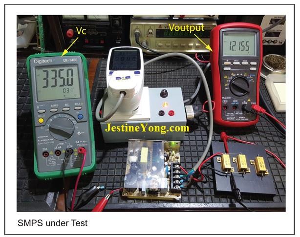 smps under test