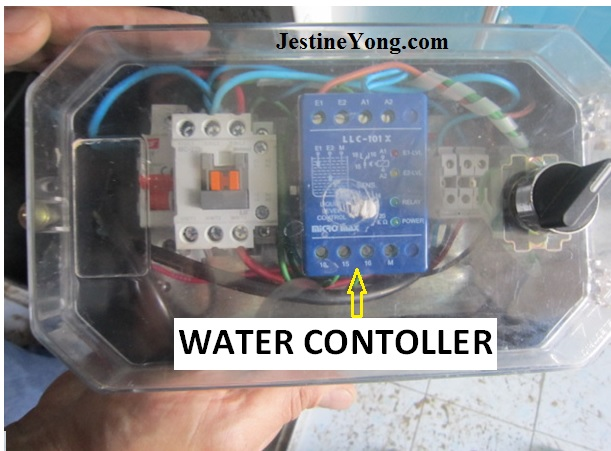 WATER CONTROLLER