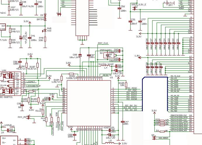 Detailed design flow