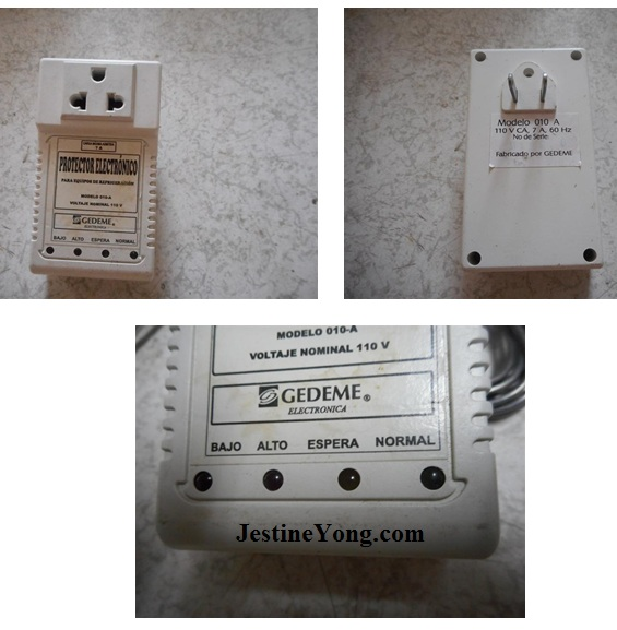 GEDEME Fridge Protection Repaired