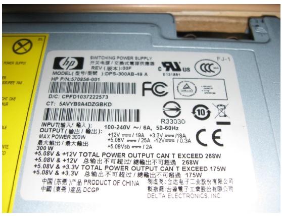 pfc power supply repair