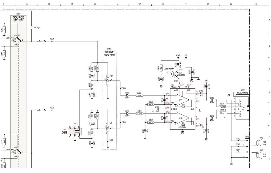 Cd Stereo Potentiometer Repair Electronics Repair And