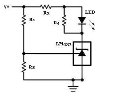 tl431 ic diagram