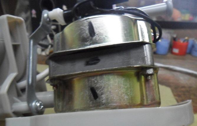 bad fan motor