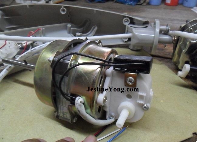 new fan motor