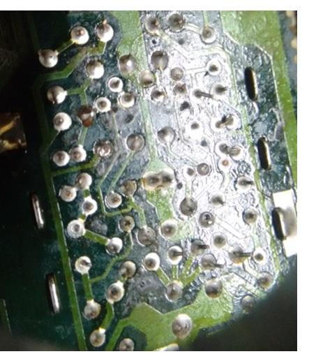 grundig amplifier repair