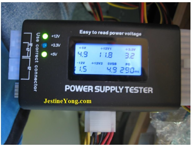 atx power supply tester