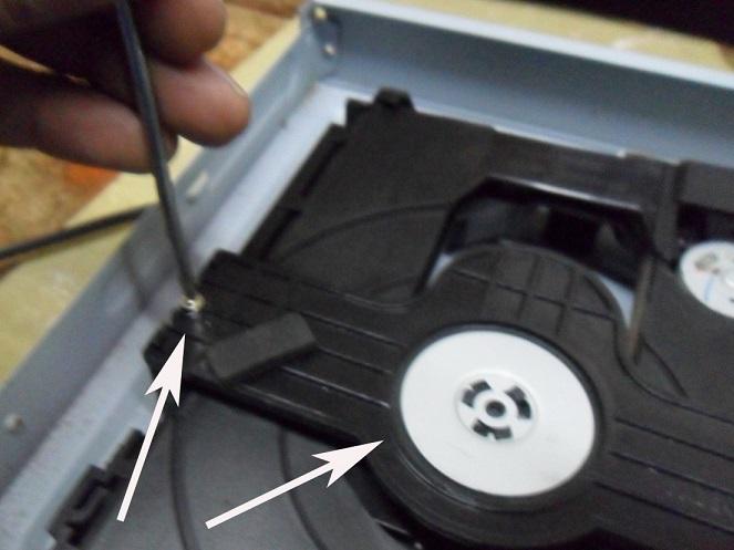 dvd repair