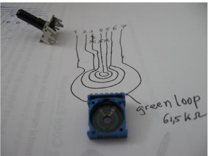 repair potentiometer