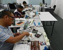 Electronics Repair Course training