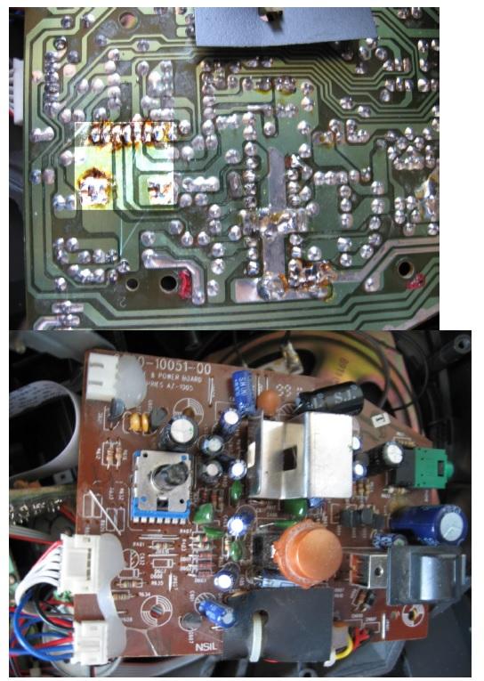 repair variable resistor