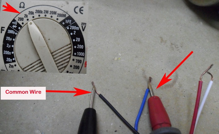fan motor bad repair
