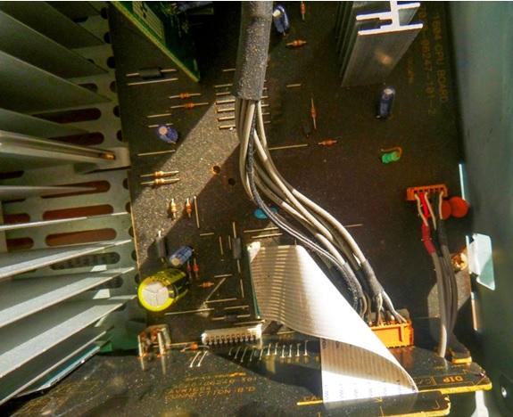 denon amplifier system repair