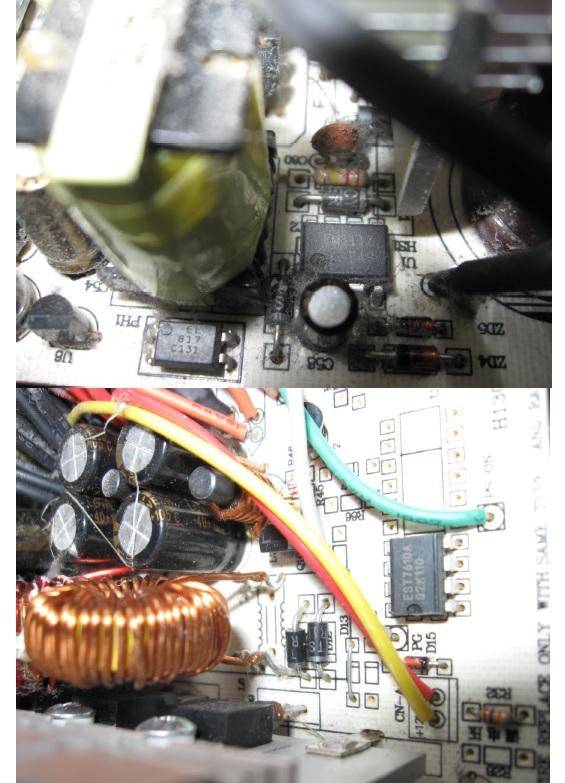 750 w atx repairing