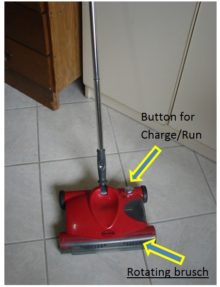 electronic broom repair