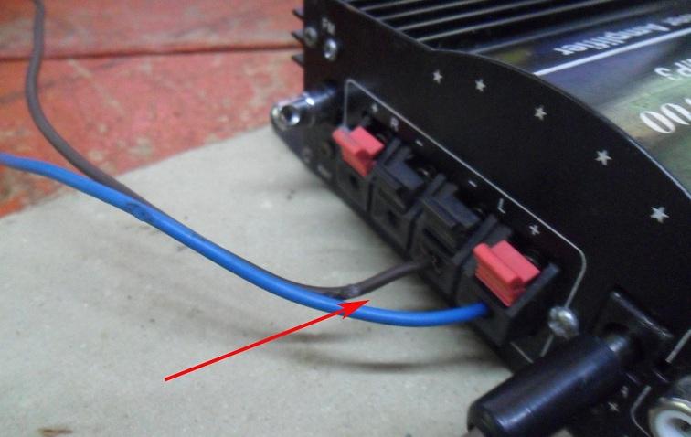 open mini amplifier