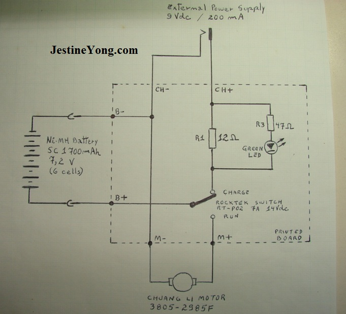 diagram electronics
