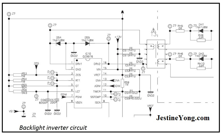 lcd tv circuit diagram most uptodate wiring diagram info