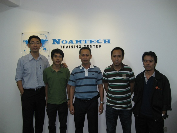 noahtech repair courses