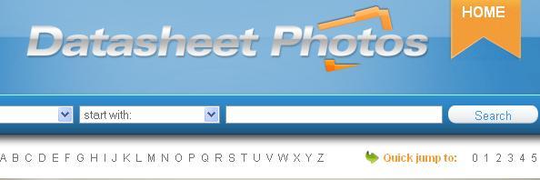 datasheet photos