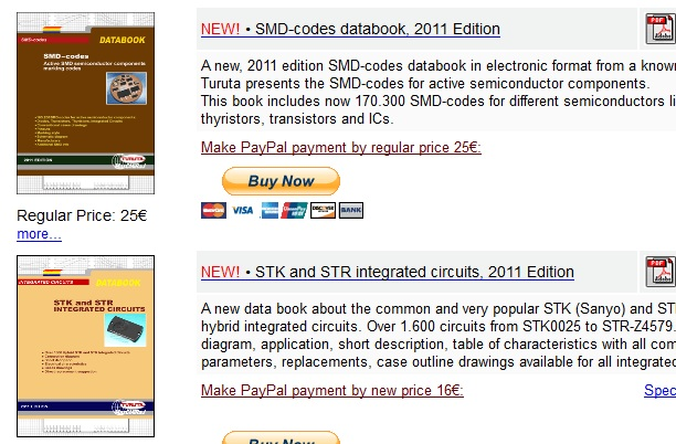 smd code book